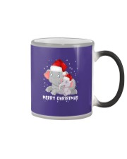 Merry Christmas Color Changing Mug thumbnail