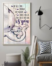 ALL THE THINGS 16x24 Poster lifestyle-poster-1
