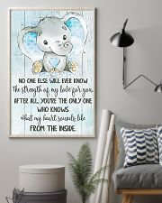 NO ONE ELSE WILL EVER KNOW 16x24 Poster lifestyle-poster-1