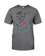 ALL OF ME LOVES ALL OF YOU Premium Fit Mens Tee thumbnail