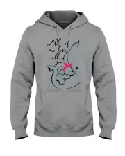 ALL OF ME LOVES ALL OF YOU Hooded Sweatshirt thumbnail