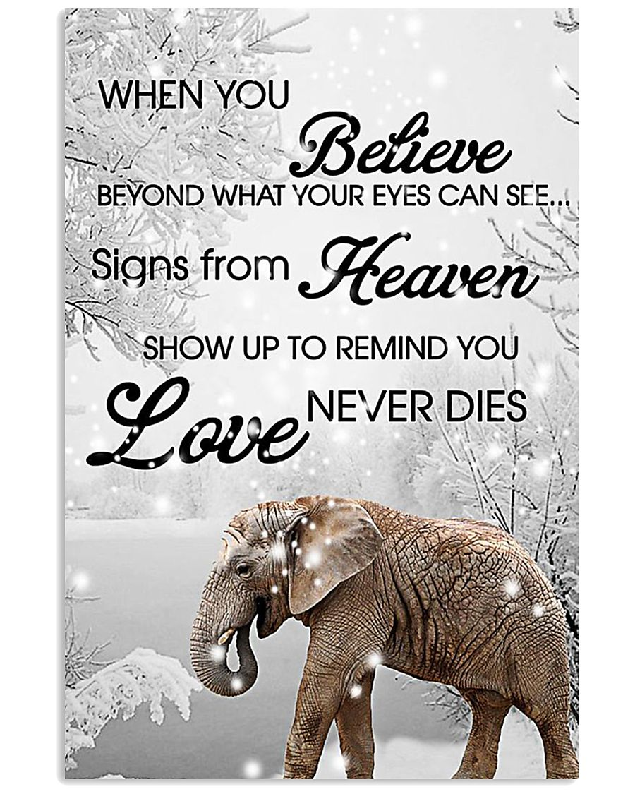 HEAVEN 16x24 Poster