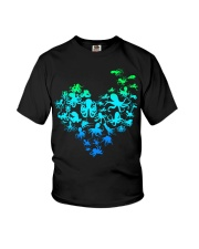 OCTOPUS GADIENT STYLE TSHIRT Youth T-Shirt thumbnail
