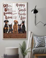 Doberman 24x36 Poster lifestyle-poster-1