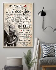 BABY I LOVE YOU 16x24 Poster lifestyle-poster-1