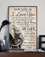 BABY I LOVE YOU 16x24 Poster lifestyle-poster-2