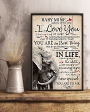 BABY I LOVE YOU 16x24 Poster lifestyle-poster-3