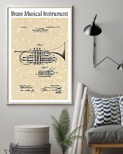 Brass Musical Instrument 1906 16x24 Poster lifestyle-poster-1