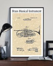 Brass Musical Instrument 1906 16x24 Poster lifestyle-poster-2