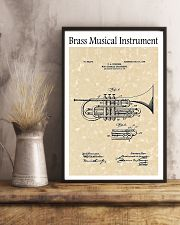 Brass Musical Instrument 1906 16x24 Poster lifestyle-poster-3