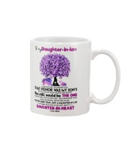 TO MY DAUGHTER-IN-LAW Mug front