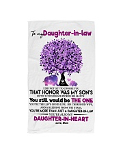 TO MY DAUGHTER-IN-LAW Hand Towel thumbnail
