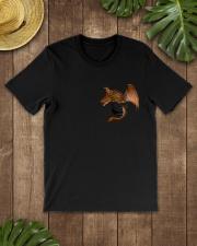 DRAGON HOLE STYLE  Classic T-Shirt lifestyle-mens-crewneck-front-18