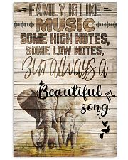 BEAUTIFUL SONG 16x24 Poster front