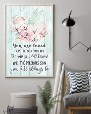 YOU ARE LOVED FOR THE BOY 16x24 Poster lifestyle-poster-1