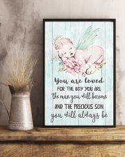 YOU ARE LOVED FOR THE BOY 16x24 Poster lifestyle-poster-3
