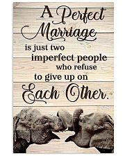 A PERFECT MARRIAGE 16x24 Poster front