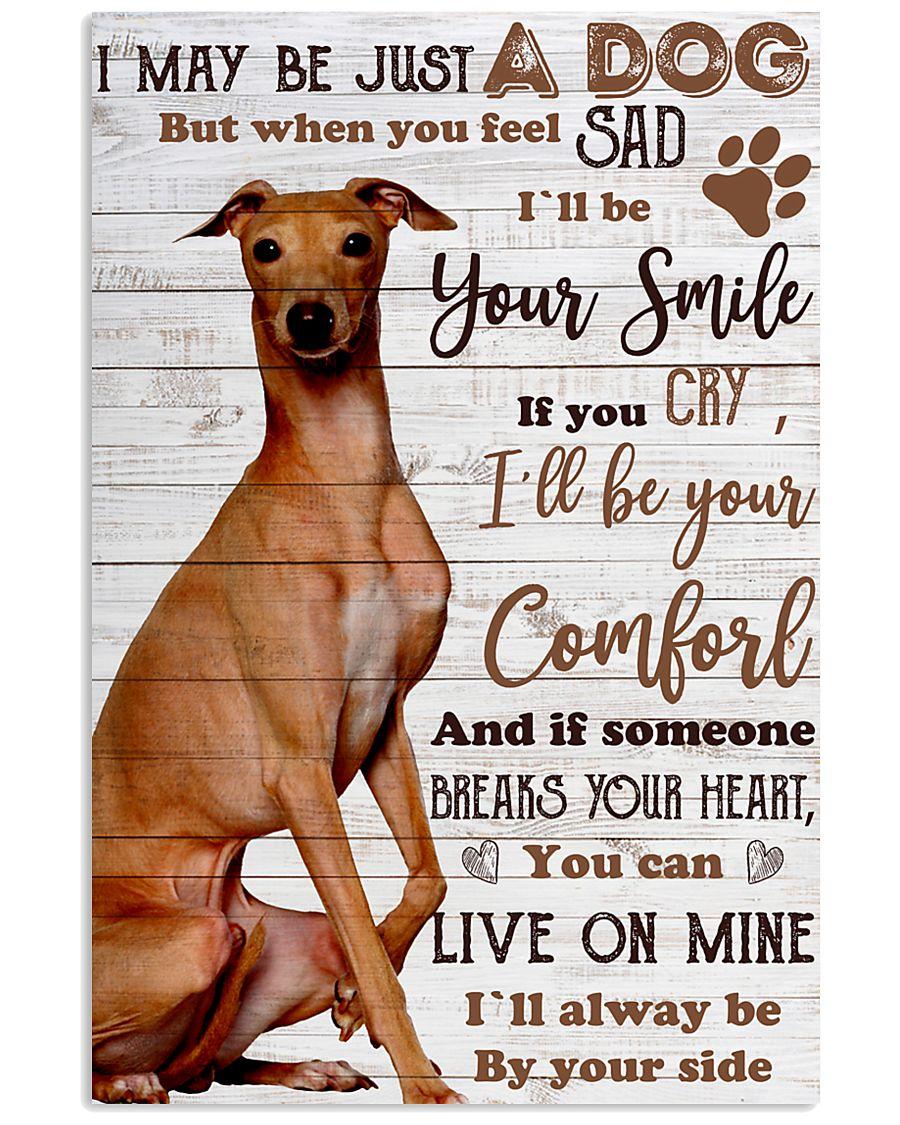 Greyhound 24x36 Poster