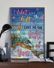 Dinosaurs I did not give you 16x24 Poster lifestyle-poster-2