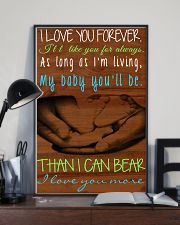 BABY LOVE 16x24 Poster lifestyle-poster-2