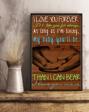 BABY LOVE 16x24 Poster lifestyle-poster-3
