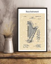 Harp Ekman Musical Instrument 1905 16x24 Poster lifestyle-poster-3