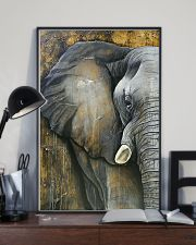 ELEPHANT 16x24 Poster lifestyle-poster-2