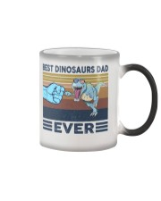 Dinosaurs VINGATE STYLE TSHIRT Color Changing Mug thumbnail
