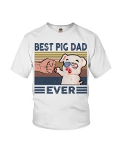 PIG VINGATE STYLE TSHIRT Youth T-Shirt thumbnail