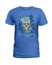 Dead Pancreas society Ladies T-Shirt thumbnail