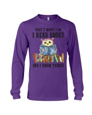 Read Books Know Things Long Sleeve Tee thumbnail