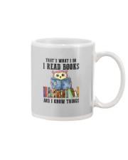 Read Books Know Things Mug thumbnail