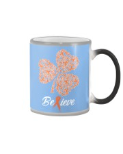 MS believe Color Changing Mug thumbnail