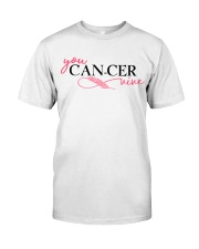 Breast Cancer 3 Classic T-Shirt front