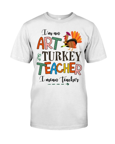 Art Teacher Turkey