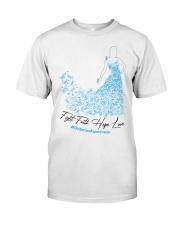 Diabetes Awareness Classic T-Shirt front