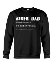 BIKER DAD Crewneck Sweatshirt thumbnail