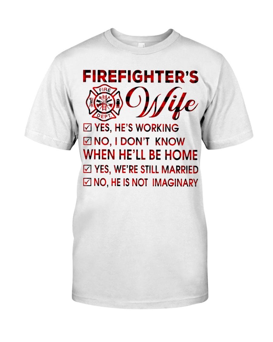 Firefighter Classic T-Shirt