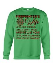 Firefighter Crewneck Sweatshirt thumbnail