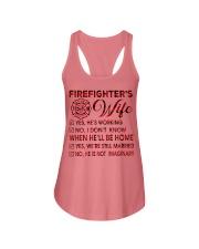 Firefighter Ladies Flowy Tank thumbnail