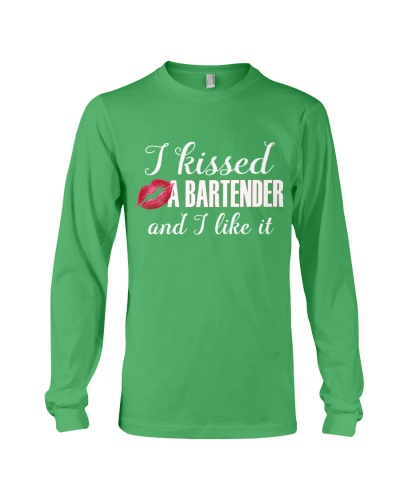 Bartender Kissed