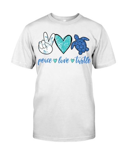 Turtle Peace Love