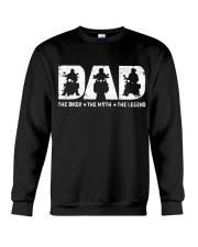 THE BIKER DAD Crewneck Sweatshirt thumbnail