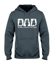 THE BIKER DAD Hooded Sweatshirt thumbnail