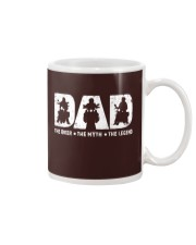 THE BIKER DAD Mug thumbnail