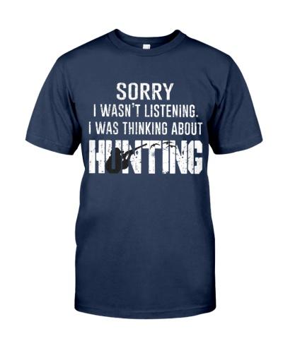 Hunting thinking
