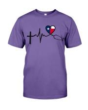 Faith Hope Love Texas Nurse Premium Fit Mens Tee thumbnail