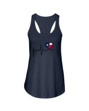 Faith Hope Love Texas Nurse Ladies Flowy Tank thumbnail