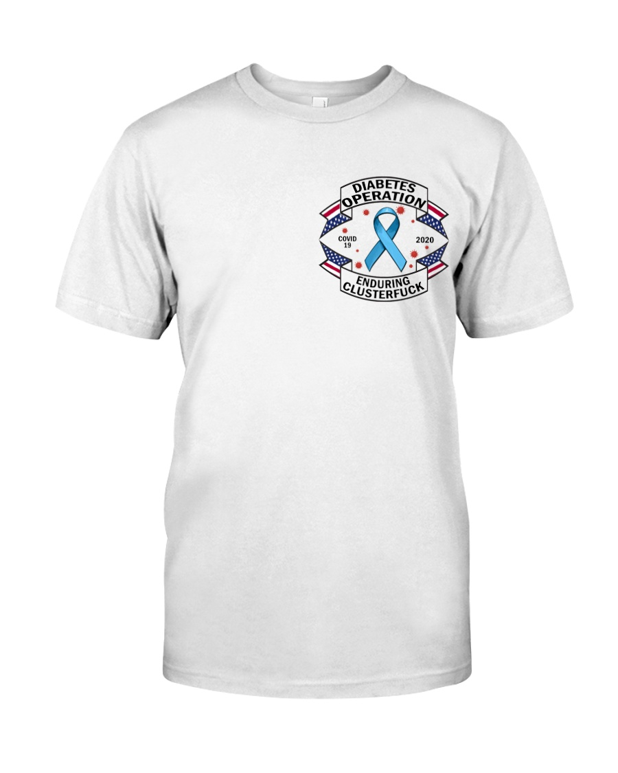 Diabetes Operation Classic T-Shirt