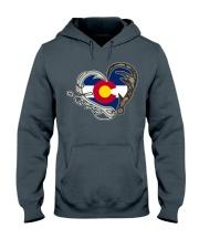 Colorado  Hooded Sweatshirt thumbnail